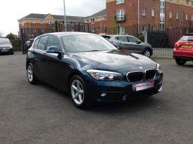 2015 BMW 1 Series 1.5 116d SE (s/s) Diesel Manual  – Meadow Cars Carrickfergus