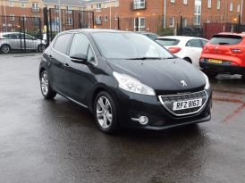 2013 PEUGEOT 208 1.4 HDi FAP Allure Diesel Manual just arrived – Meadow Cars Carrickfergus