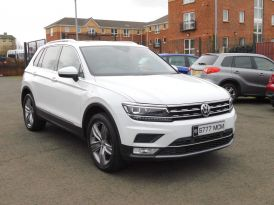 2017 VOLKSWAGEN Tiguan 2.0 TDI BlueMotion Tech SEL 4Motion (s/s) Diesel Manual just arrived – Meadow Cars Carrickfergus