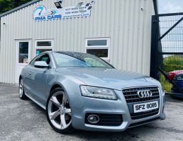 2010 Audi A5 2.0 TDI S LINE SPECIAL EDITION Diesel Manual  – PMA Cars Newry