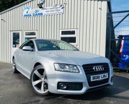 2011 Audi A5 2.0 TDI BLACK EDITION Diesel Manual  – PMA Cars Newry