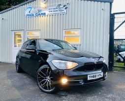 2012 BMW 1 Series 2.0 120D SPORT Diesel Manual  – PMA Cars Newry