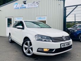 2012 Volkswagen Passat 2.0 SE TDI BLUEMOTION TECHNOLOGY Diesel Manual  – PMA Cars Newry