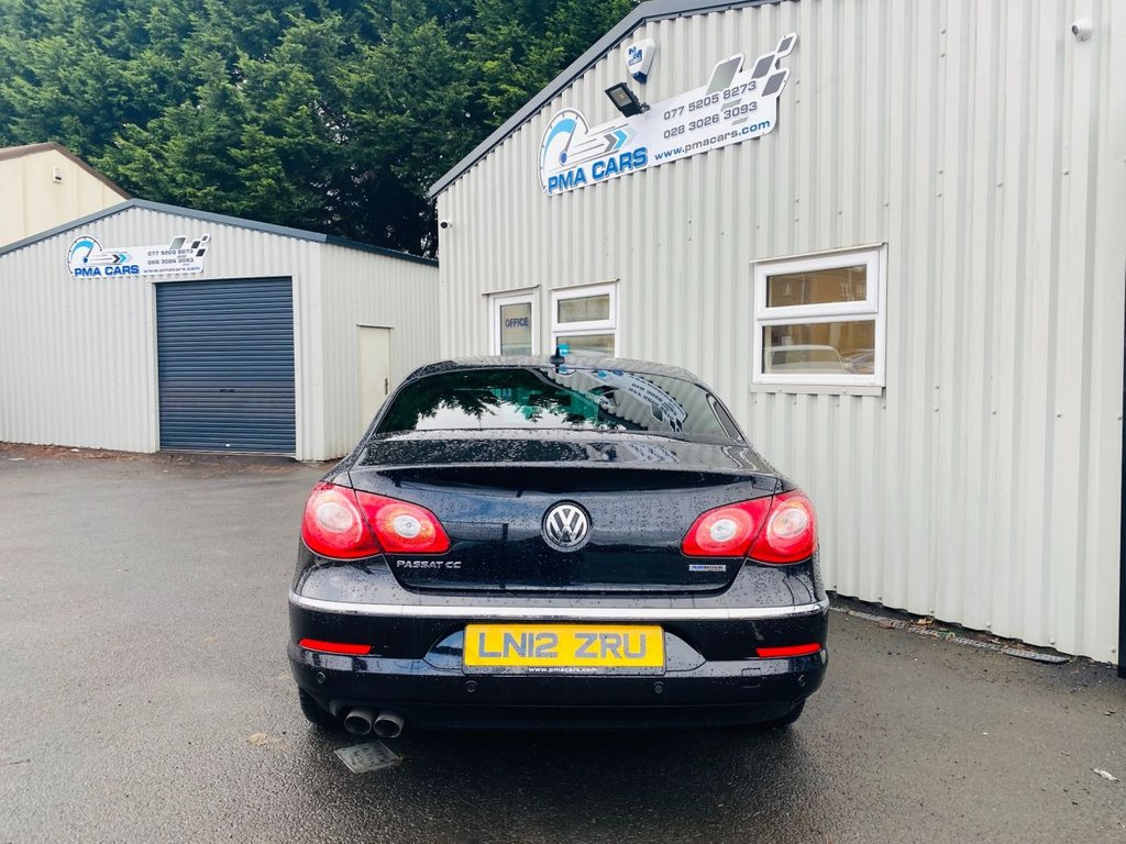 2012 Volkswagen Passat 2.0 CC GT TDI BLUEMOTION TECHNOLOGY Diesel Manual  – PMA Cars Newry full