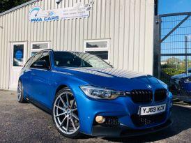 2013 BMW 3 Series 2.0 320D M SPORT TOURING Diesel Manual  – PMA Cars Newry