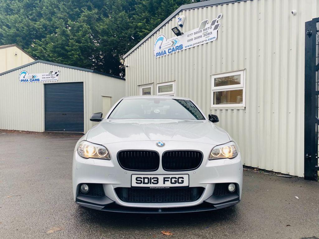 2013 BMW 5 Series 2.0 520D M SPORT Diesel Automatic  – PMA Cars Newry full