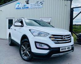 2013 Hyundai SANTA FE 2.2 PREMIUM CRDI Diesel Automatic  – PMA Cars Newry