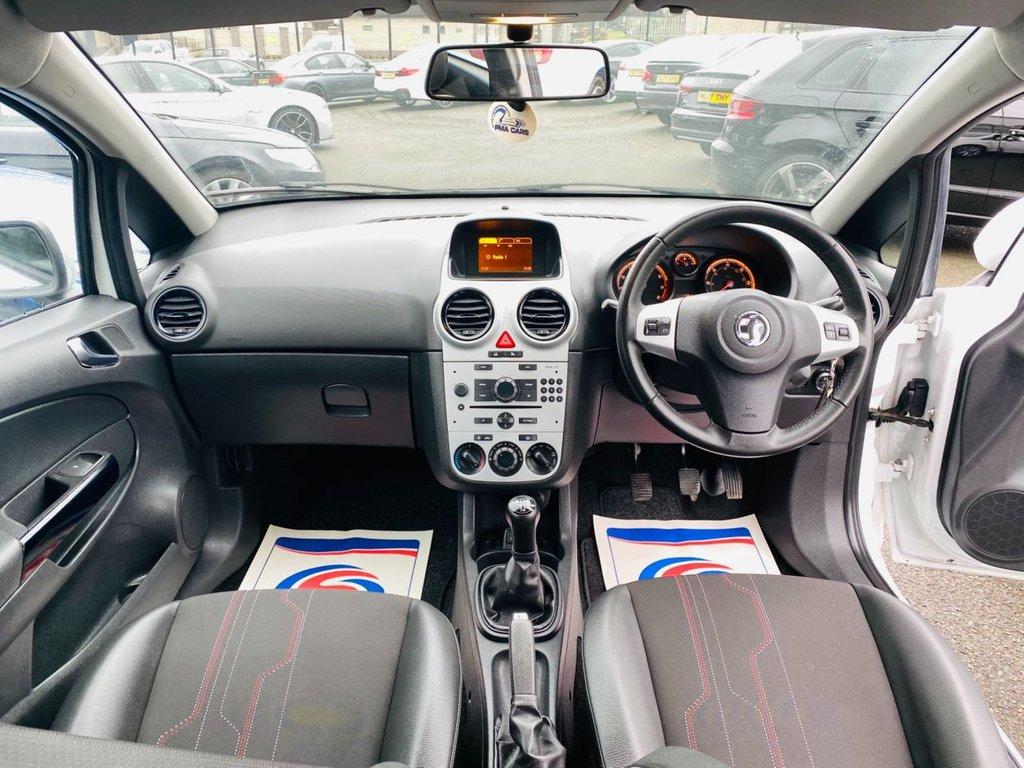 2013 Vauxhall Corsa 1.2 ACTIVE AC Petrol Manual  – PMA Cars Newry full