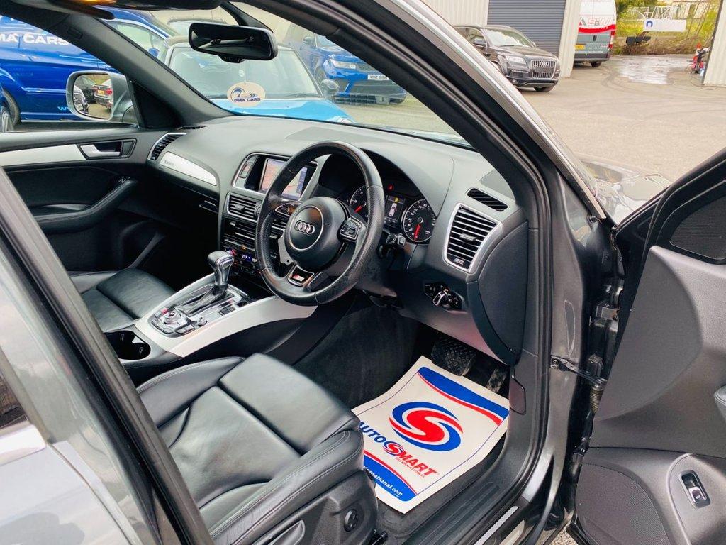 2014 Audi Q5 2.0 TDI QUATTRO S LINE PLUS Diesel Automatic  – PMA Cars Newry full