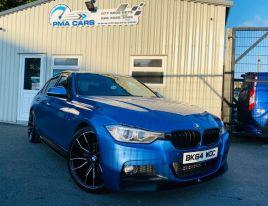 2014 BMW 3 Series 3.0 330D M SPORT Diesel Automatic  – PMA Cars Newry