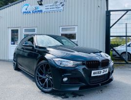 2014 BMW 3 Series 2.0 320D EFFICIENTDYNAMICS BUSINESS Diesel Manual  – PMA Cars Newry