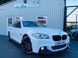 2014 BMW 5 Series 2.0 518D M SPORT Diesel Automatic  – PMA Cars Newry