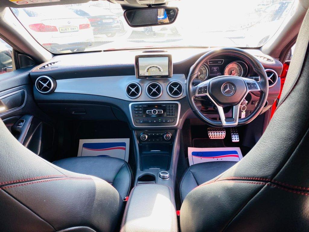 2014 Mercedes-Benz CLA220 CLA 2.1  CDI AMG SPORT Diesel Semi Auto  – PMA Cars Newry full