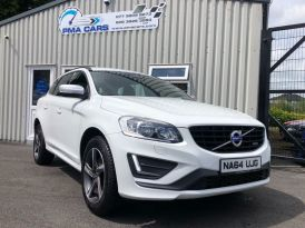 2014 Volvo XC60 2.0 D4 R-DESIGN Diesel Manual  – PMA Cars Newry