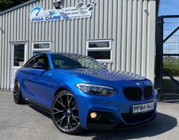 2015 BMW 2 Series 2.0 218D M SPORT Diesel Manual  – PMA Cars Newry