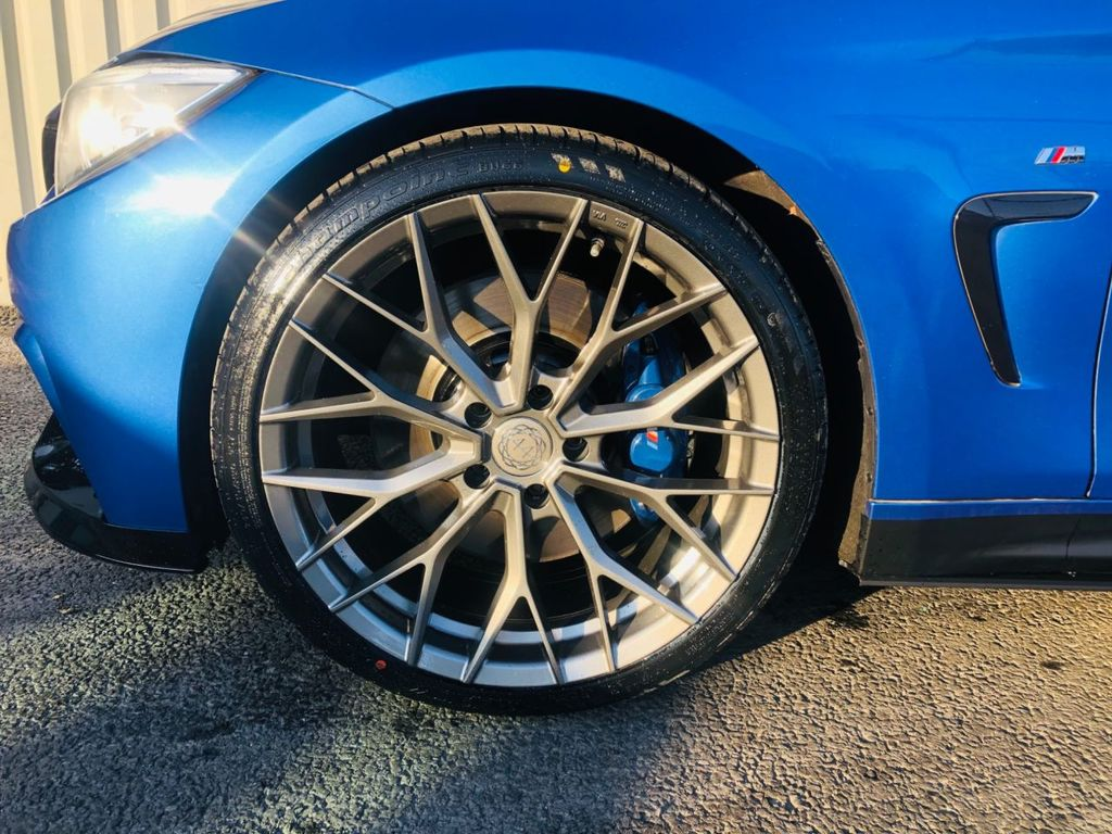 2015 BMW 4 Series 3.0 430D M SPORT GRAN COUPE Diesel Automatic  – PMA Cars Newry full