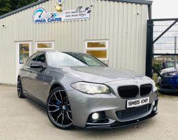 2015 BMW 5 Series 2.0 520D M SPORT Diesel Automatic  – PMA Cars Newry