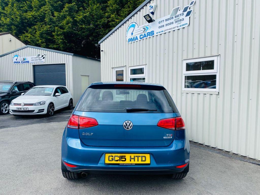 2015 Volkswagen Golf 1.6 S TDI BLUEMOTION TECHNOLOGY Diesel Manual  – PMA Cars Newry full