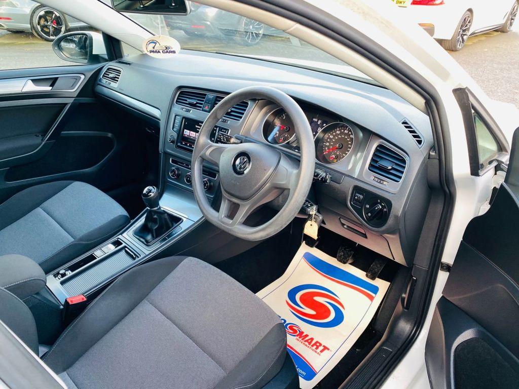 2015 Volkswagen Golf 1.6 BLUEMOTION TDI Diesel Manual  – PMA Cars Newry full