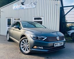 2015 Volkswagen Passat 1.6 SE BUSINESS TDI BLUEMOTION TECHNOLOGY Diesel Manual  – PMA Cars Newry