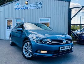 2015 Volkswagen Passat 2.0 SE BUSINESS TDI BLUEMOTION TECH DSG Diesel Semi Auto  – PMA Cars Newry