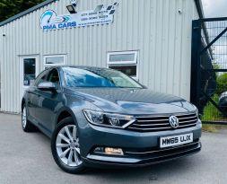 2015 Volkswagen Passat 1.6 SE BUSINESS TDI BLUEMOTION TECHNOLOGY Diesel Manual  – PMA Cars Newry