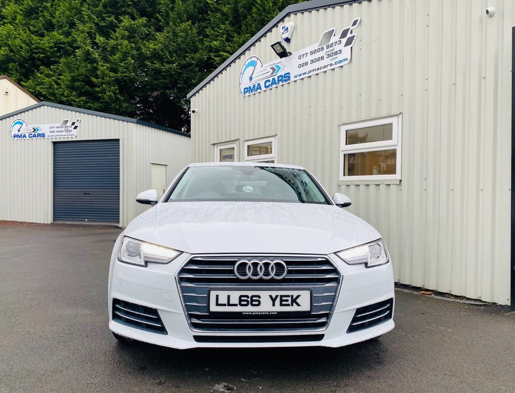 2016 Audi A4 2.0 TDI ULTRA SE Diesel Manual  – PMA Cars Newry full