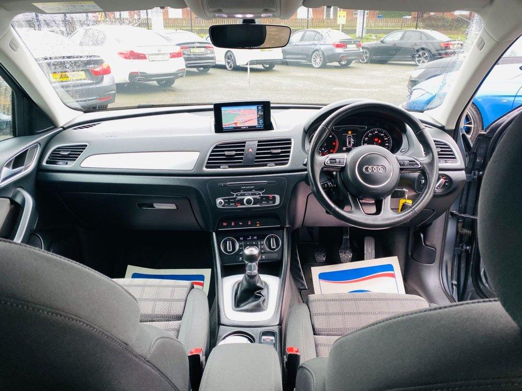 2016 Audi Q3 2.0 TDI SE Diesel Manual  – PMA Cars Newry full
