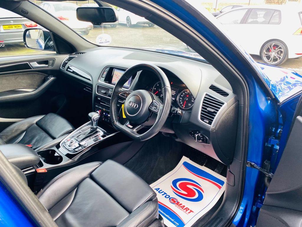 2016 Audi Q5 2.0 TDI QUATTRO S LINE PLUS Diesel Semi Auto  – PMA Cars Newry full
