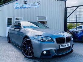 2016 BMW 5 Series 2.0 520D M SPORT Diesel Automatic  – PMA Cars Newry