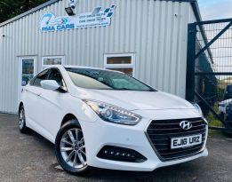 2016 Hyundai i40 1.7 CRDI SE NAV BLUE DRIVE Diesel Manual  – PMA Cars Newry