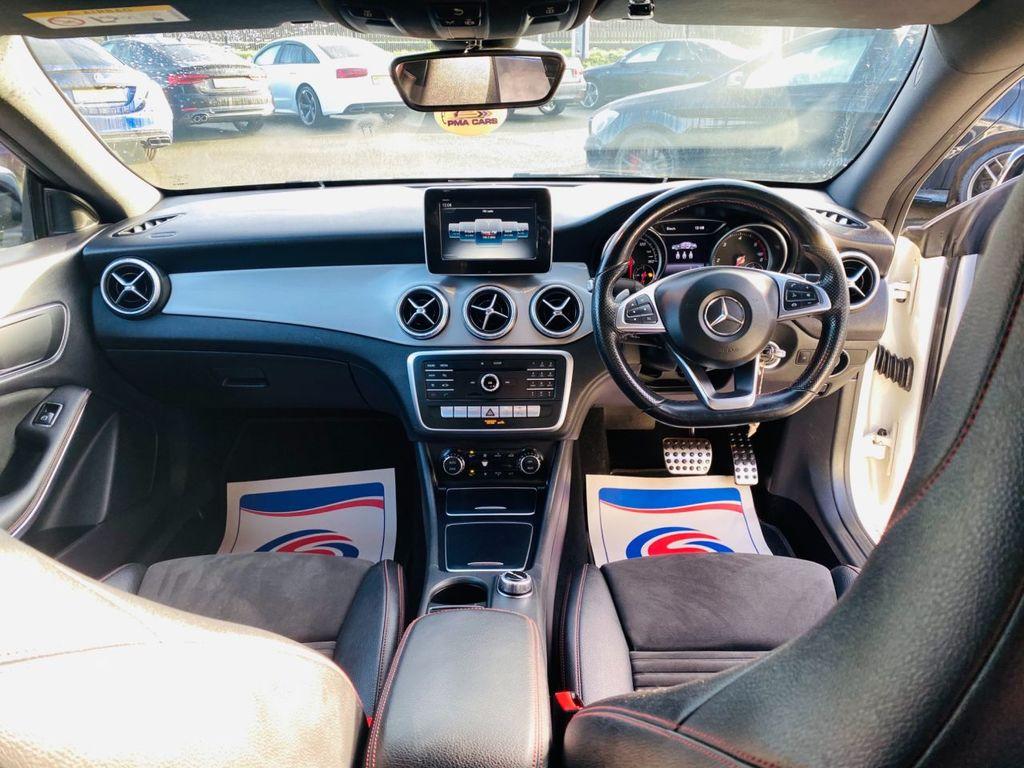 2016 Mercedes-Benz CLA 2.1  220 D 4MATIC AMG LINE Diesel Semi Auto  – PMA Cars Newry full
