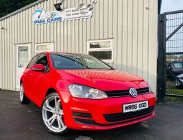 2016 Volkswagen Golf 1.6 S TDI BLUEMOTION TECHNOLOGY Diesel Manual  – PMA Cars Newry