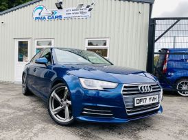 2017 Audi A4 2.0 TDI ULTRA SE Diesel Manual  – PMA Cars Newry