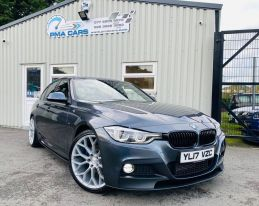 2017 BMW 3 Series 2.0 320D M SPORT Diesel Manual  – PMA Cars Newry