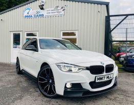 2017 BMW 3 Series 2.0 320D M SPORT Diesel Manual  – PMA Cars Newry