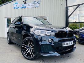 2017 BMW X5 3.0 XDRIVE40D M SPORT Diesel Automatic  – PMA Cars Newry