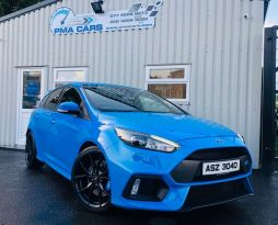 2017 Ford Focus 2.3 RS Petrol Manual  – PMA Cars Newry