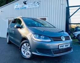 2017 Volkswagen Sharan 2.0 SE TDI BLUEMOTION TECHNOLOGY Diesel Manual  – PMA Cars Newry