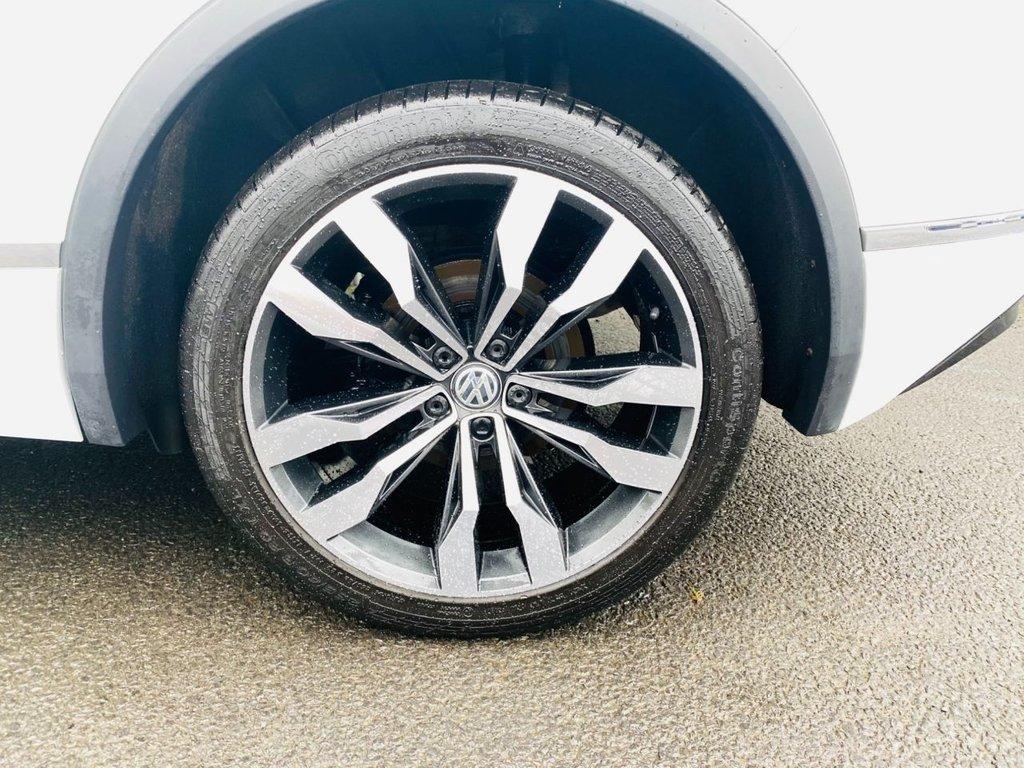 2017 Volkswagen Tiguan 2.0 R LINE TDI BMT Diesel Manual  – PMA Cars Newry full