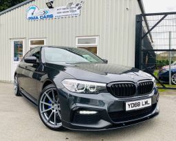 2018 BMW 5 Series 2.0 520D M SPORT Diesel Automatic  – PMA Cars Newry