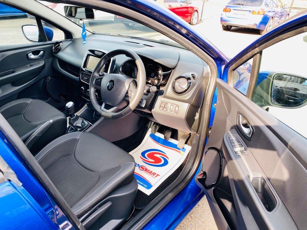 2018 Renault Clio 1.1 DYNAMIQUE NAV Petrol Manual  – PMA Cars Newry full