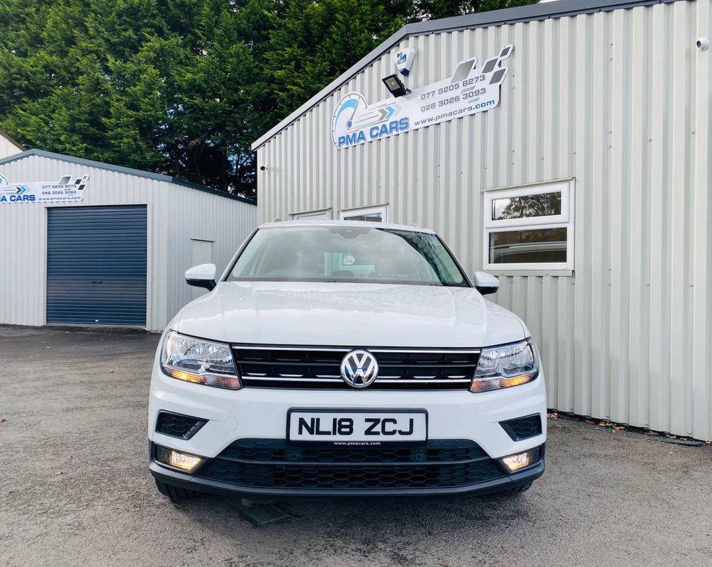 2018 Volkswagen Tiguan 2.0 SE TDI BMT Diesel Manual  – PMA Cars Newry full