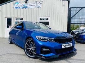 2019 BMW 3 Series 2.0 320D M SPORT Diesel Automatic  – PMA Cars Newry