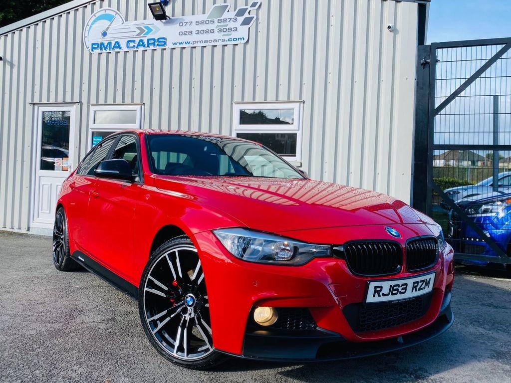 2014 BMW 3 Series 2.0 320D XDRIVE SE Diesel Manual  – PMA Cars Newry