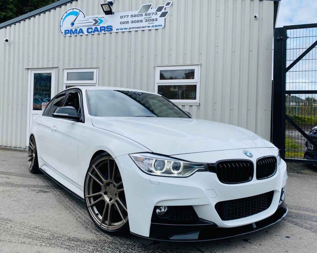 2013 BMW 3 Series 2.0 320D M SPORT Diesel Manual  – PMA Cars Newry