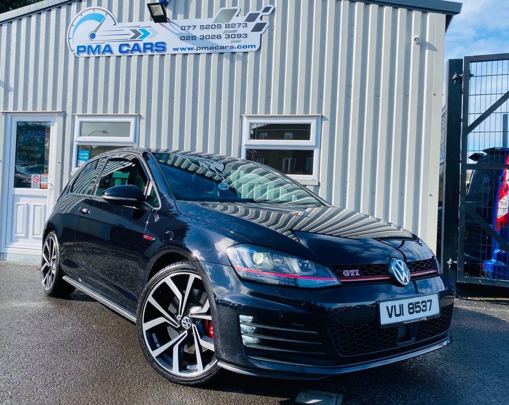 2014 Volkswagen Golf 2.0 GTI PERFORMANCE Petrol Manual  – PMA Cars Newry