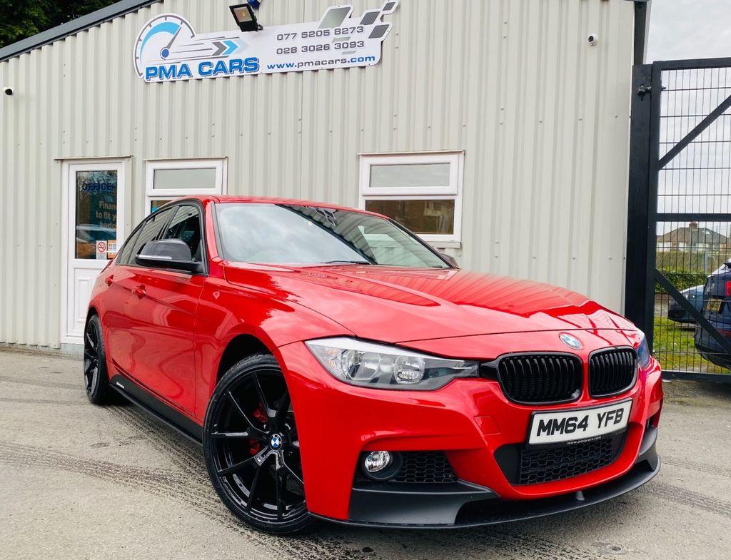 2015 BMW 3 Series 2.0 316D SPORT Diesel Automatic  – PMA Cars Newry