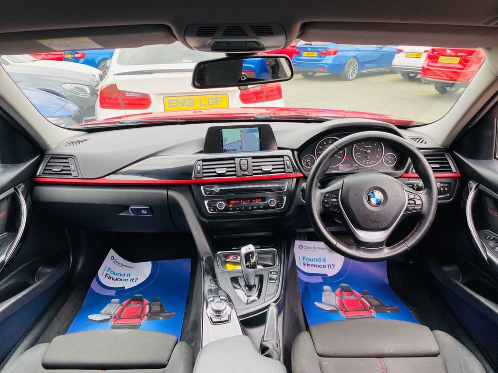 2015 BMW 3 Series 2.0 316D SPORT Diesel Automatic  – PMA Cars Newry full
