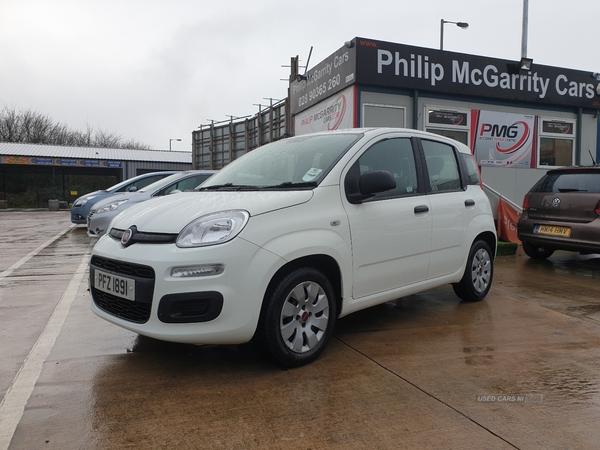 2013 Fiat Panda 1.2  Pop  5dr Petrol Manual  – Philip McGarrity Cars Newtownabbey